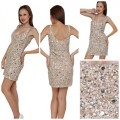 Sequin Cocktail Dresses Manufacturer