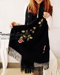 Evening Designer Scarves Manufacturers