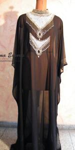 Women Hand embroidered Kaftans