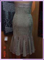 Designers Beaded Skirts