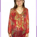 Designer Beaded Tunic