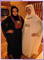 Ladies Designer Jalabiya