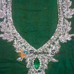 Zardozi & Crystal Hand Embroidery