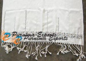 Hand Embroidered Scarfs