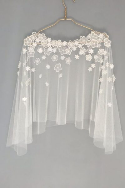 Bridal Capes Manufacturing