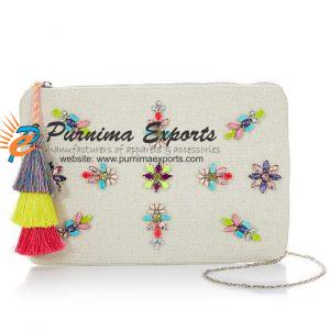 Embellished Pouches for Women