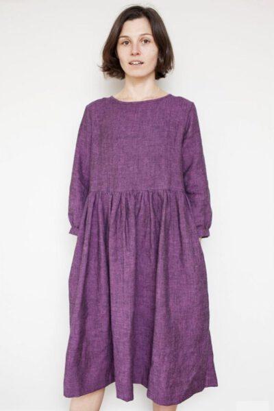 Linen Dress Manufacturing